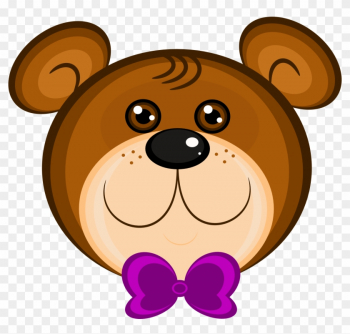 Baby bear clipart face picture download Bear Scalable Vector Graphics AutoCAD DXF Clip art - Grizzly Bear ... picture download