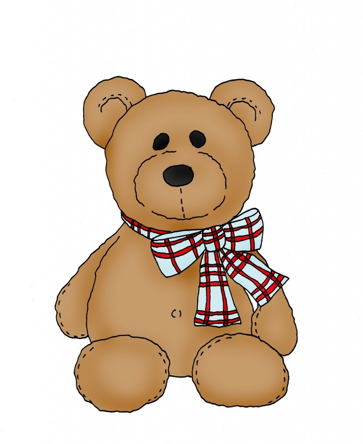 Baby bear clipart free clip royalty free download Free clipart teddy bears bear tags and printables jpg - ClipartPost clip royalty free download