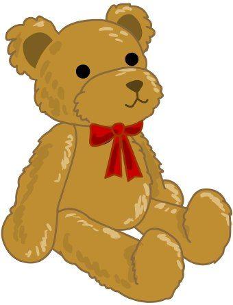 Baby bear clipart free jpg royalty free library Teddy bear black bear clip art free clipartwiz | Cute Bears | Teddy ... jpg royalty free library