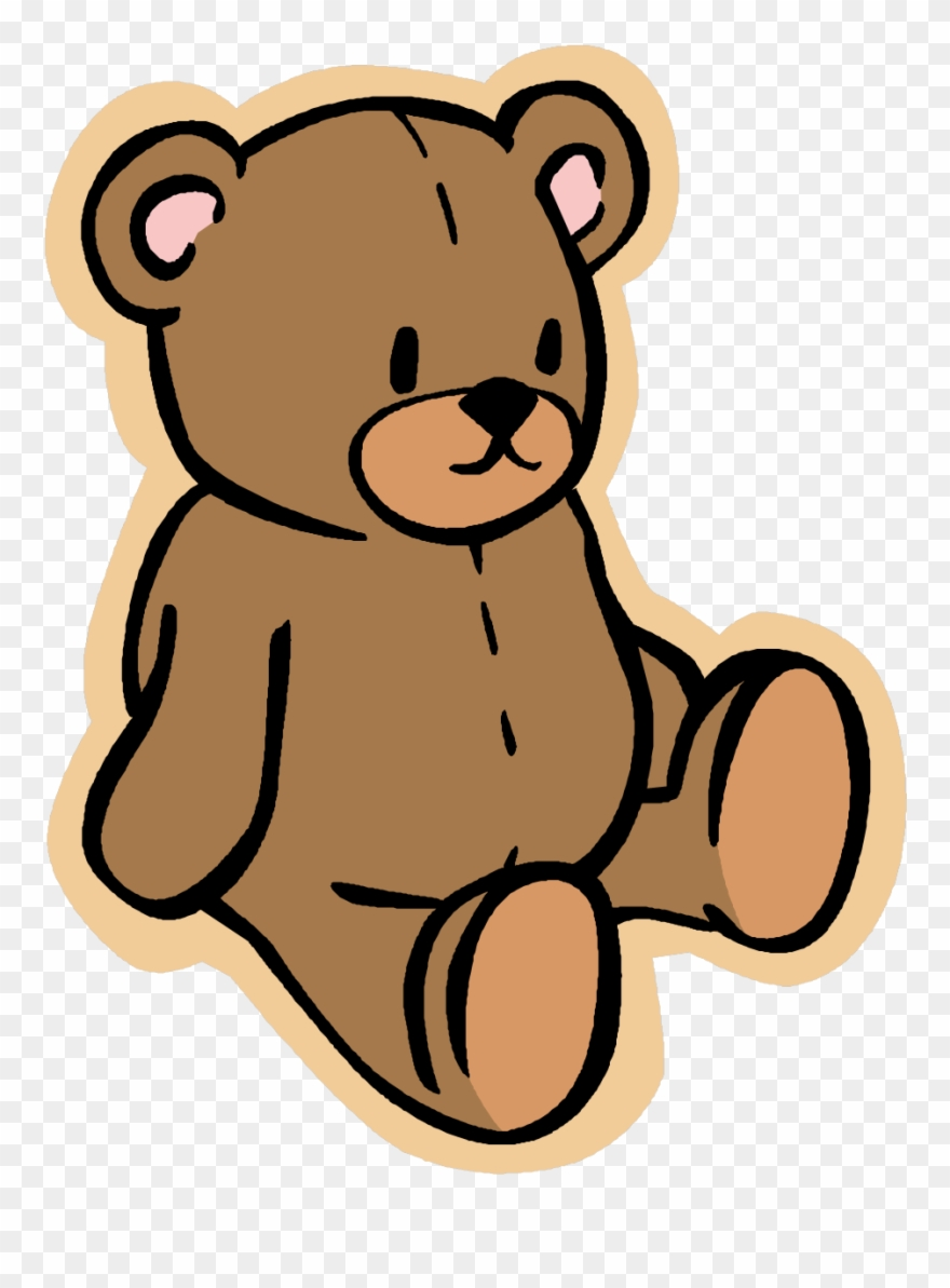Baby bear clipart png image royalty free library Teddy Bear Clipart - Teddy Bear Cartoon Png Transparent Png (#243963 ... image royalty free library