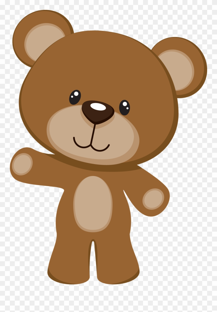 Baby bear clipart png jpg royalty free stock Brown Teddy Bear Clipart - Png Download (#860562) - PinClipart jpg royalty free stock