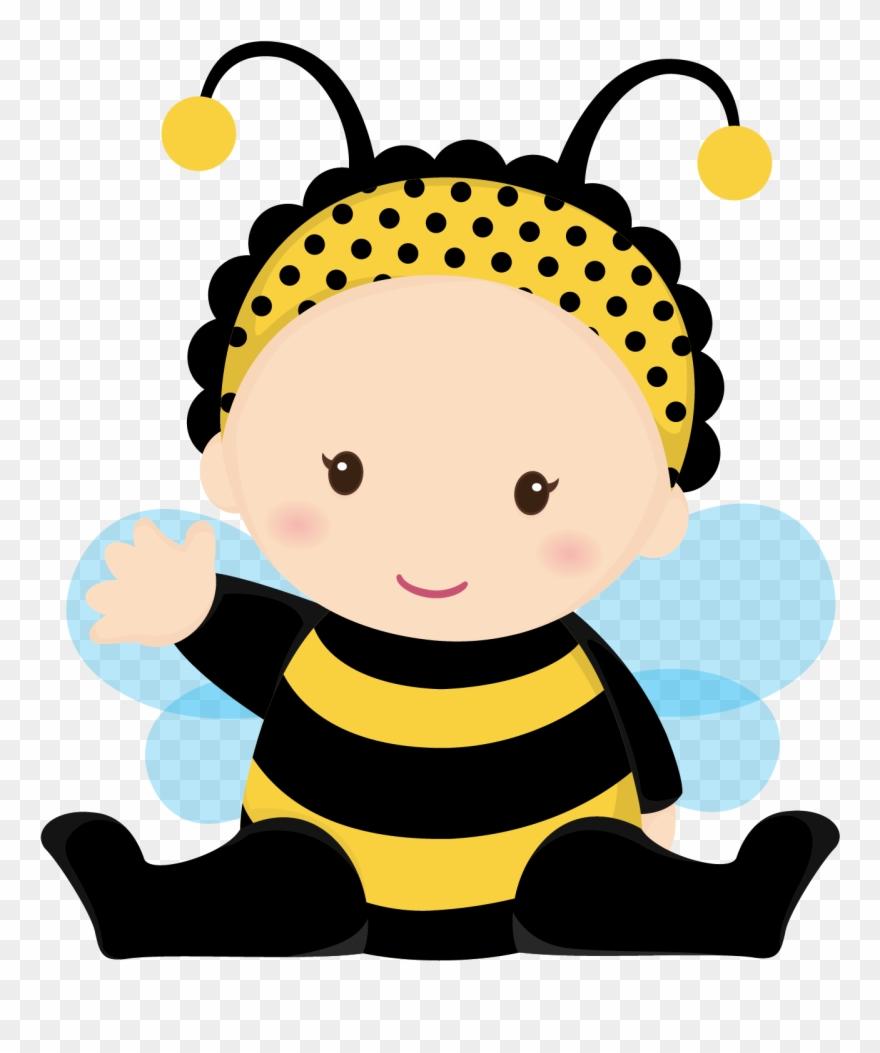 Baby queen bee clipart graphic Abelhinha Elemento Bumble Bee Clipart, Bee Design, - Baby Bee ... graphic