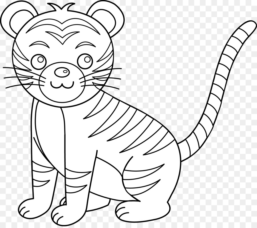 Baby bengal tiger clipart black and white svg freeuse stock Book Black And White png download - 6794*5996 - Free Transparent ... svg freeuse stock