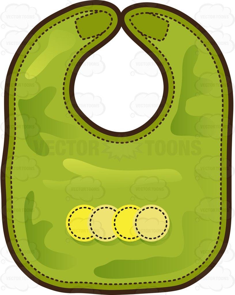 Baby bib cartoon clipart clip transparent Bib Clipart Group with 22+ items clip transparent