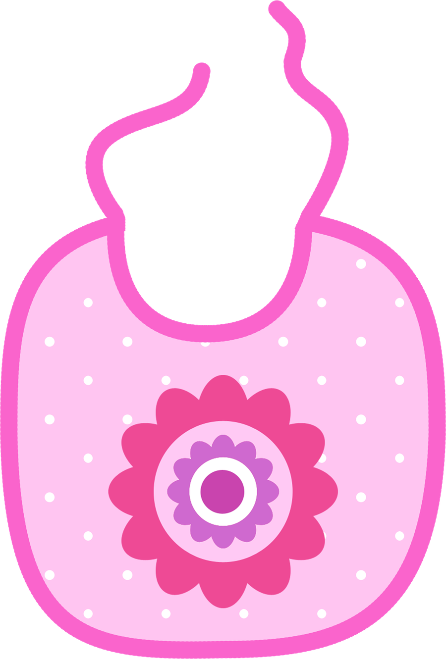 Bibs for babies clipart