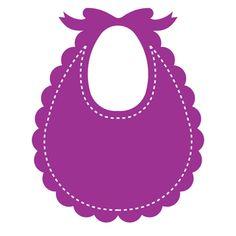 Baby bib clipart image freeuse stock Free Baby Bib Cliparts, Download Free Clip Art, Free Clip Art on ... image freeuse stock
