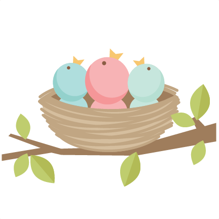 Baby bird eggs clipart image library Bird In Nest Clipart | Free download best Bird In Nest Clipart on ... image library