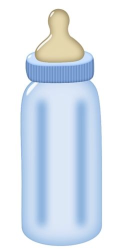 Baby blue bottle clipart png download Download blue baby bottle clip art clipart Baby Bottles Pacifier ... png download