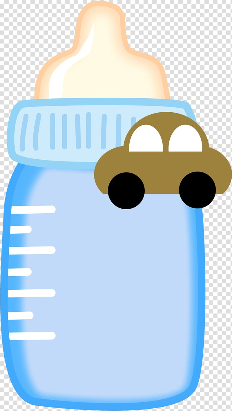 Baby blue bottle clipart image Infant Baby Bottles , the boss baby transparent background PNG ... image