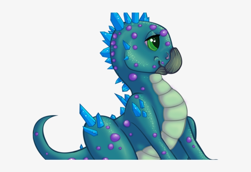 Baby blue dragon clipart clipart free Blue Dragon Clipart Colorful Baby - Dragons Baby Clipart - 640x480 ... clipart free