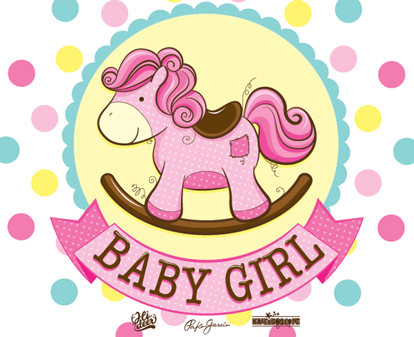 Baby blue rocking horse clipart vector black and white stock cute illustration of a baby rocking horse for Kaleidoscope | bebes ... vector black and white stock