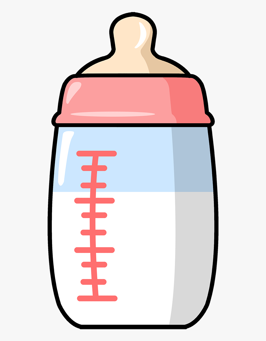 Clipart baby bottle clipart black and white Baby Bottle Clipart - Baby Milk Bottle Clipart #83510 - Free ... clipart black and white