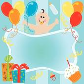Baby boy 1st birthday clipart clip transparent library First birthday Clipart Royalty Free. 1,661 first birthday clip art ... clip transparent library