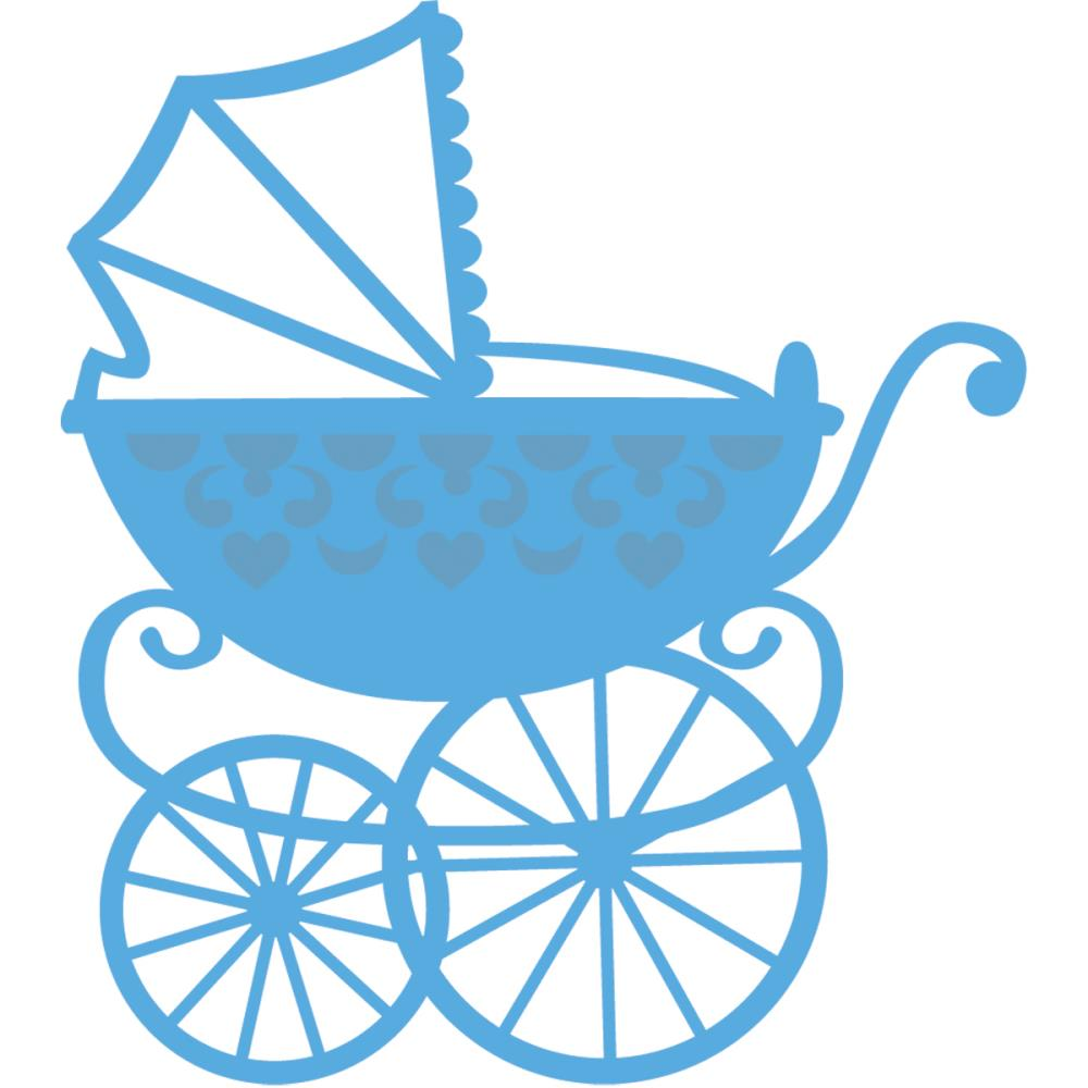 Baby boy carriage clipart picture royalty free library Baby boy carriage clipart 4 » Clipart Station picture royalty free library