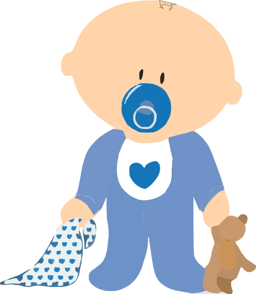 Baby boy clipart blue clipart freeuse stock Free Baby Boy Art, Download Free Clip Art, Free Clip Art on Clipart ... clipart freeuse stock