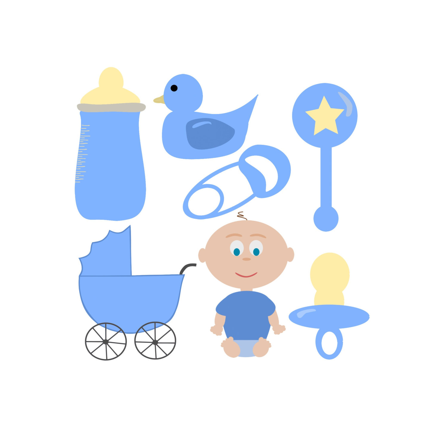Free Baby Boy Graphics, Download Free Clip Art, Free Clip Art on ... svg free stock