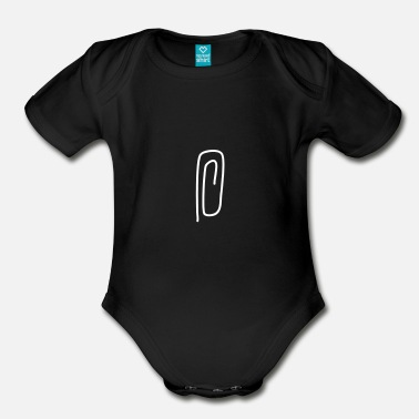 Shop Clip Art Baby Clothing online | Spreadshirt vector black and white