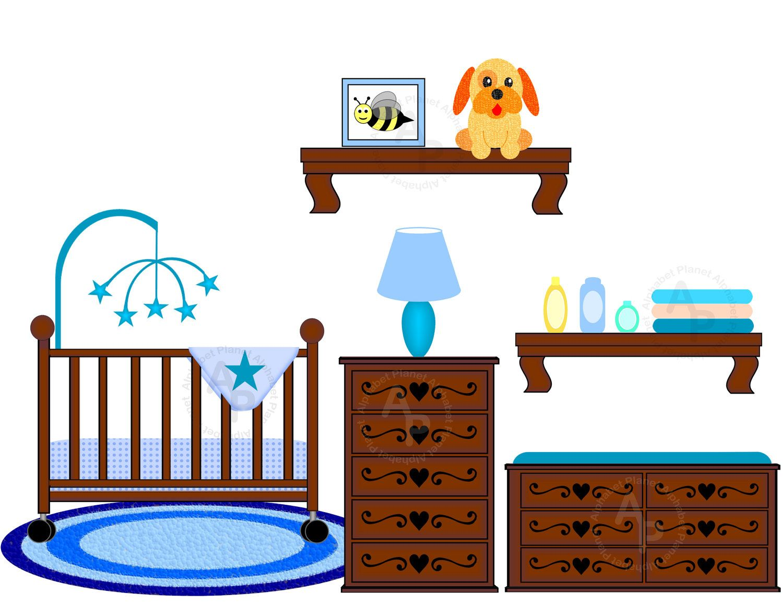 Baby boy crib clipart banner freeuse Baby Crib Clip Art   Like this item?   printable   Baby cribs, Cribs ... banner freeuse