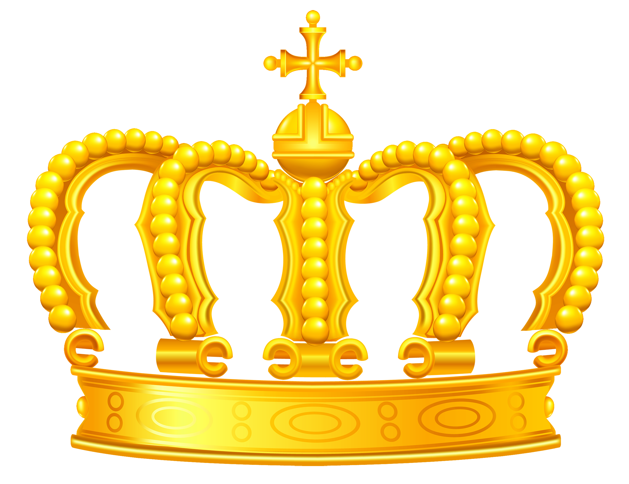 Silver and gold crown clipart freeuse stock Coroa-Dourada-08.png (2000×1540) | personalizados | Pinterest | Corona freeuse stock