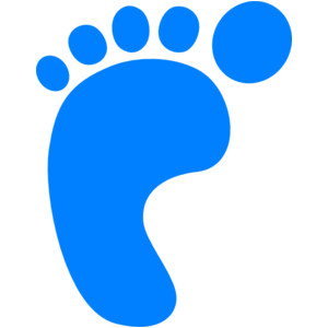 Baby boy footprint clipart picture freeuse Baby Feet Clip Art | Free download best Baby Feet Clip Art on ... picture freeuse