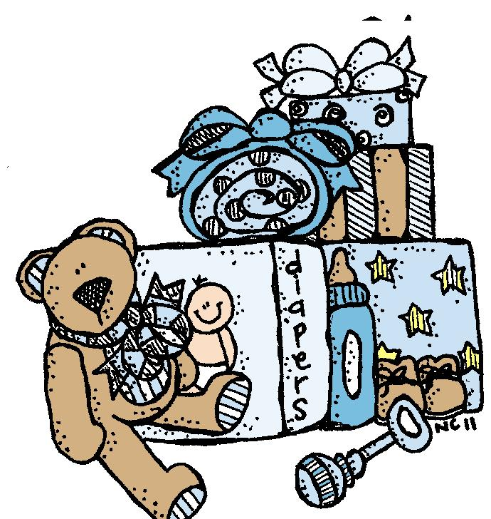 Baby boy gifts clipart image freeuse Free Baby Gifts Cliparts, Download Free Clip Art, Free Clip Art on ... image freeuse