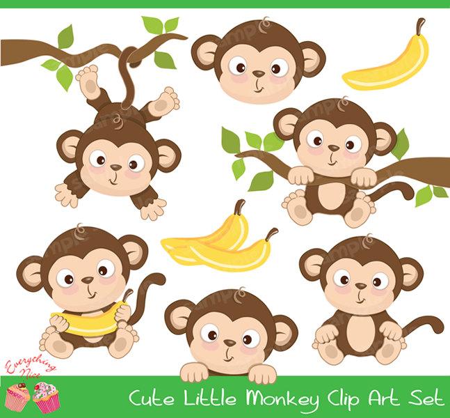 Baby boy monkey clipart jpg transparent download 59+ Baby Monkey Clip Art | ClipartLook jpg transparent download