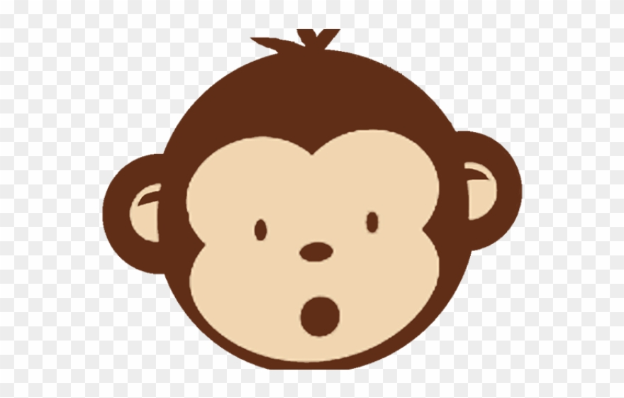 Baby boy monkey clipart clip art black and white library Monkey Clipart Baby Boy - Png Download (#2999327) - PinClipart clip art black and white library