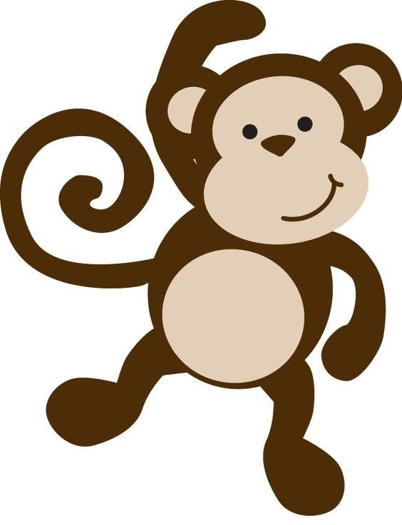 Baby boy monkey clipart jpg transparent stock Baby Monkey Clipart Ba Silhouette At Getdrawings Free For Glamorous ... jpg transparent stock