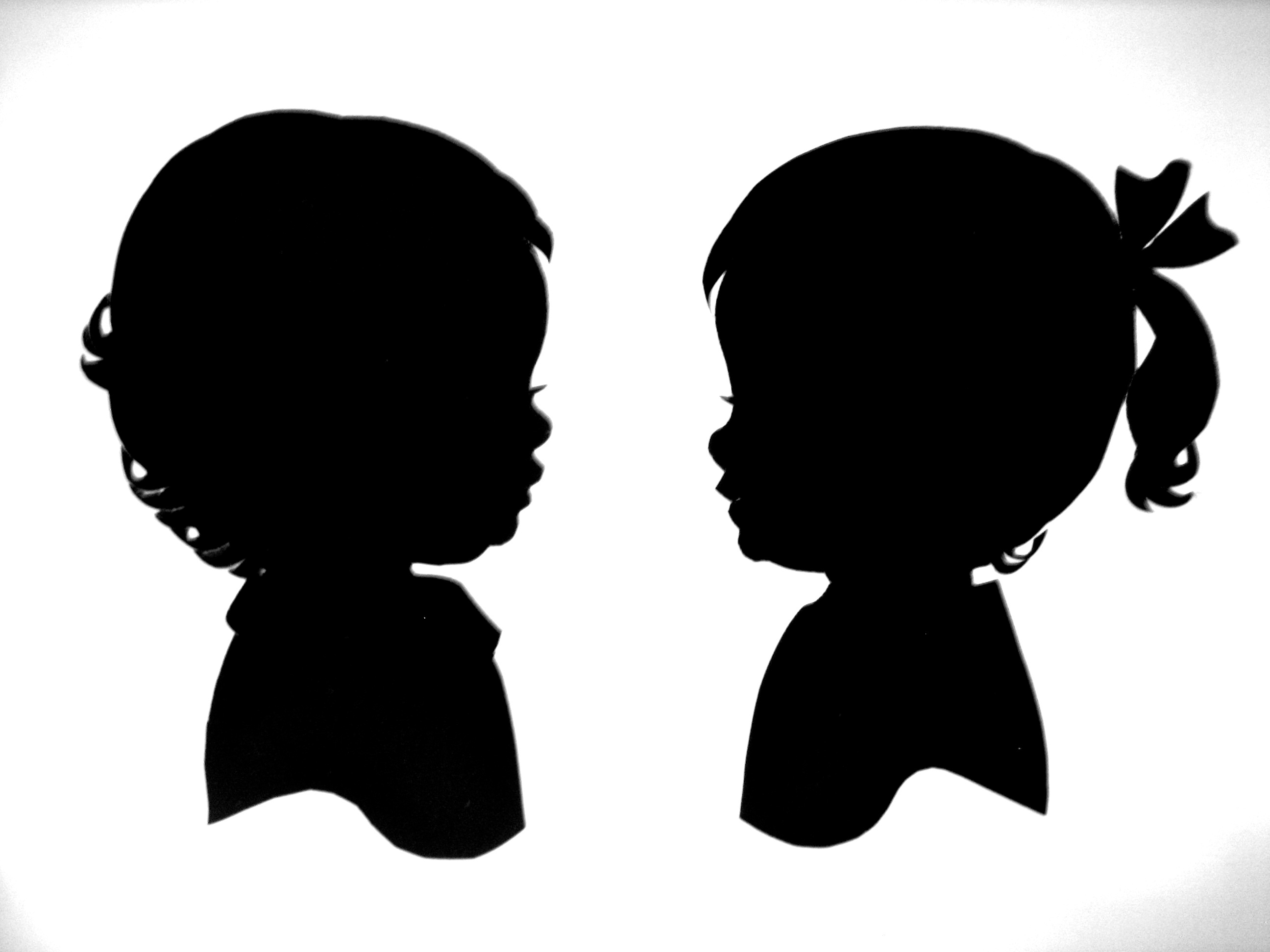 Child clipart silhouette vector transparent stock Free Baby Silhouette, Download Free Clip Art, Free Clip Art on ... vector transparent stock
