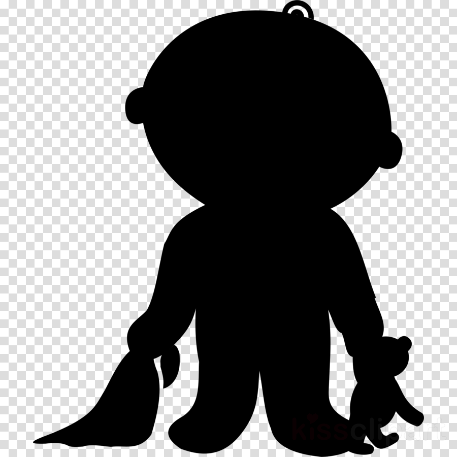 Baby boy silhouette clipart image royalty free library Baby Boy clipart - Silhouette, Boy, Child, transparent clip art image royalty free library