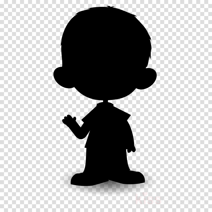 Baby boy silhouette clipart svg freeuse library Boy Cartoon clipart - Child, Boy, Silhouette, transparent clip art svg freeuse library