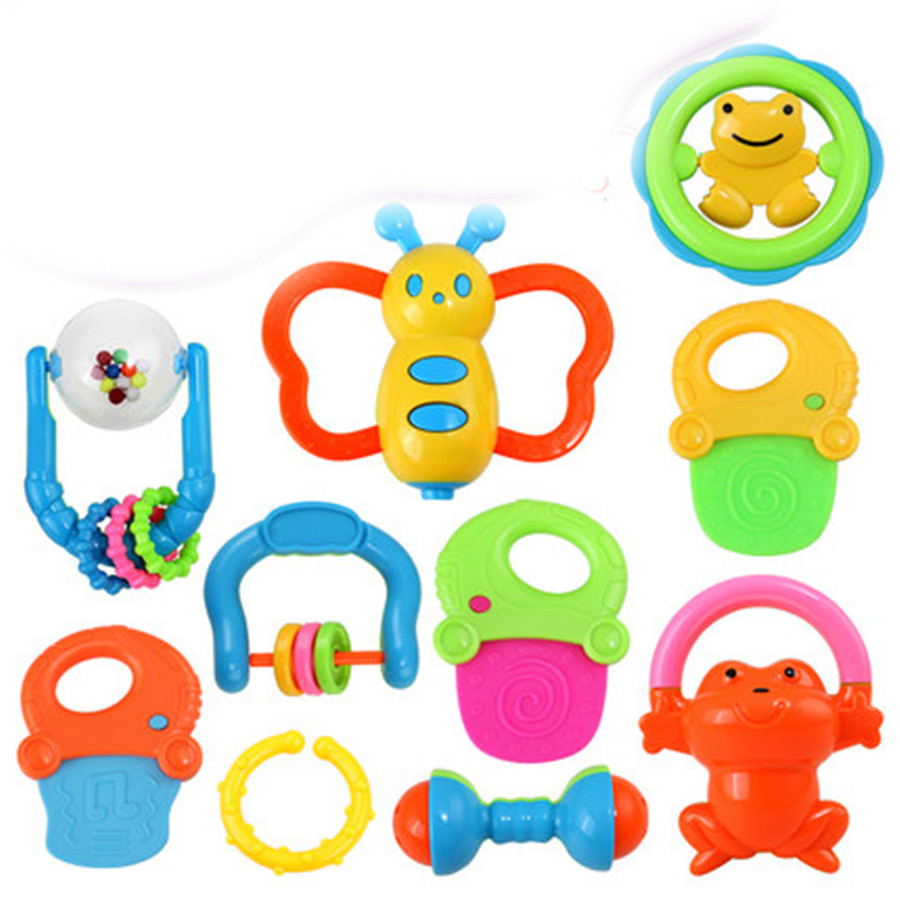 Baby boy teetheres clipart clipart library stock Newborn Baby Boy Toys Plastic Rattles 0 12 Months Teethers Music ... clipart library stock