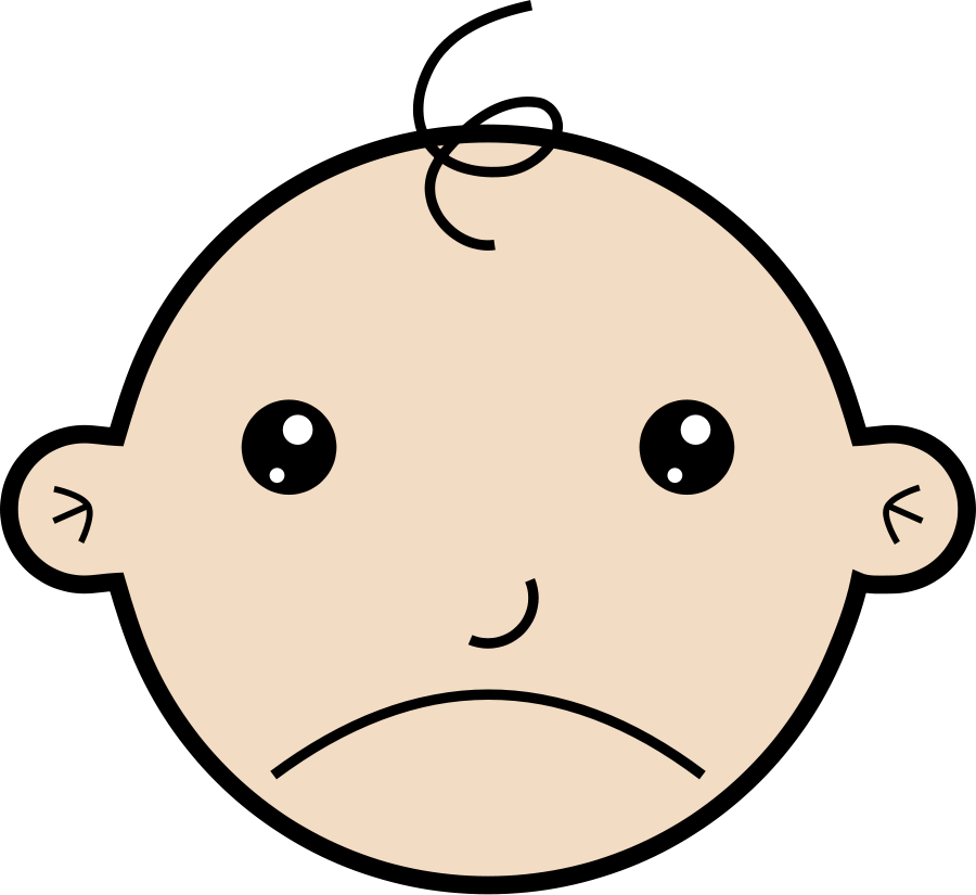 Baby boy with crown clipart graphic royalty free download Free Sad Faces Clipart, Download Free Clip Art, Free Clip Art on ... graphic royalty free download