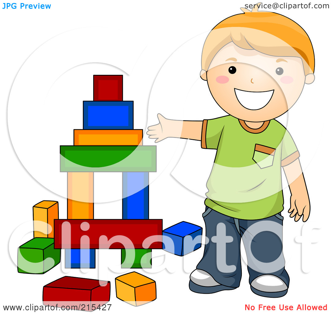 Baby building blocks clipart banner royalty free Royalty-Free (RF) Clipart Illustration of a Little School Boy ... banner royalty free
