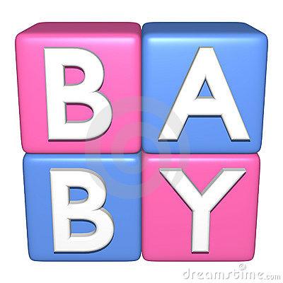 Toy stock illustrations vectors. Baby building blocks clipart