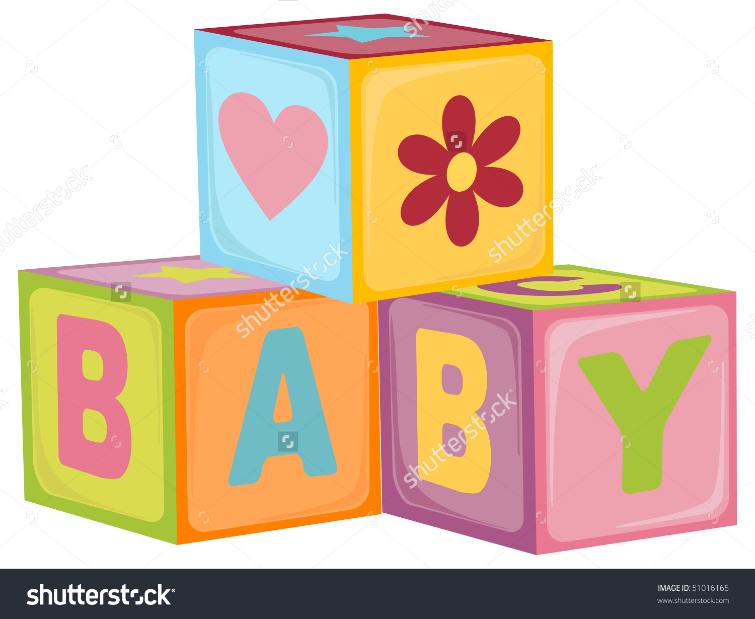 Clip art images clipartall. Baby building blocks clipart