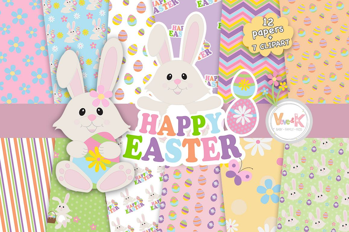 Baby bunny digital clipart clip art freeuse download Easter Bunny Clip Art, Easter Clipart, Bunny Clipart, Spring Clipart, Egg  Hunt, Easter Bunny, Easter Papers, Spring Digital Papers, Spring clip art freeuse download