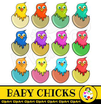 Baby Chick Clip Art Egg Hatchling picture transparent library