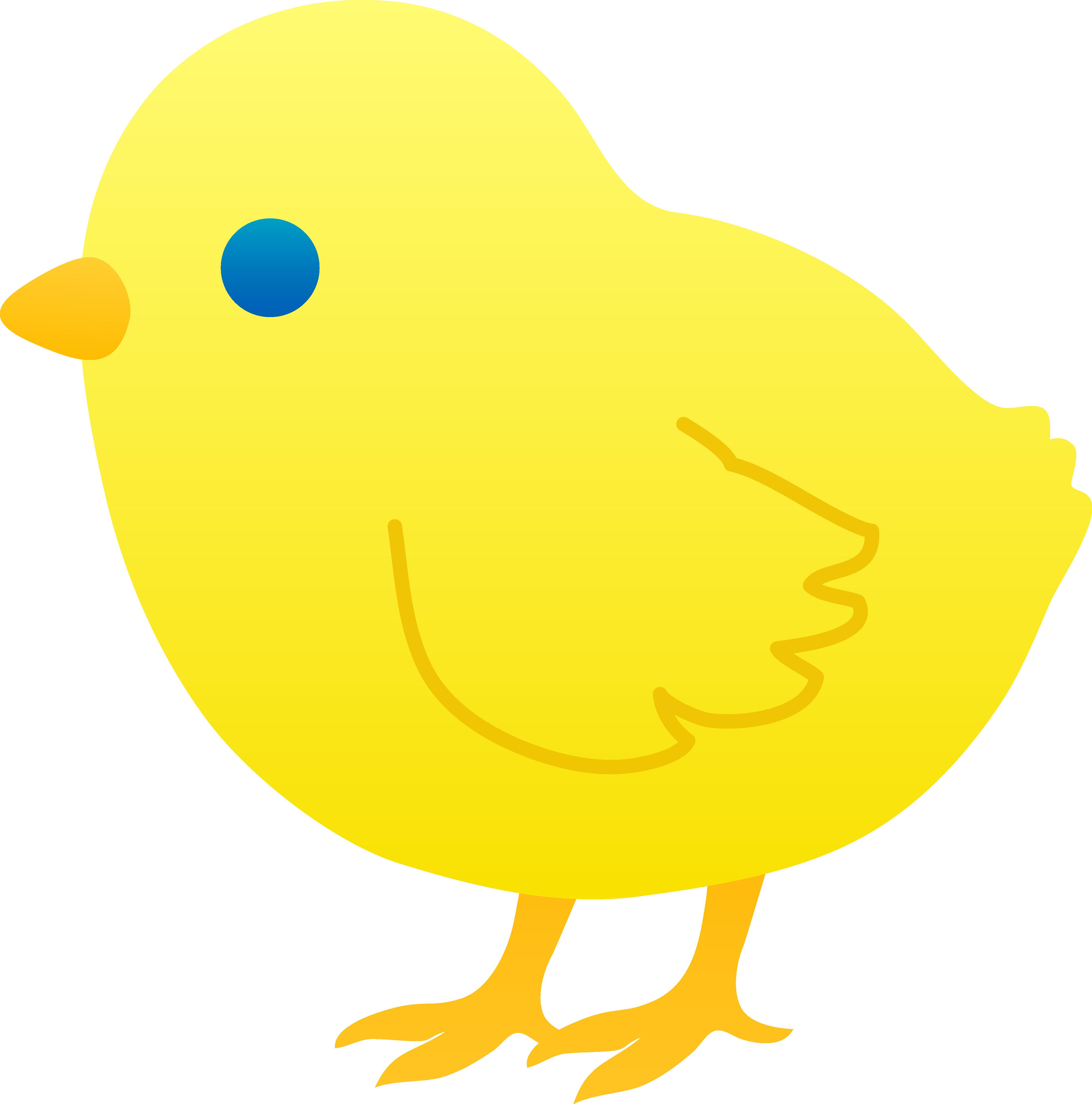 Baby chicken cartoon clipart image royalty free Cute Baby Chick | Chicks | Baby chicks, Baby chickens, Baby cartoon image royalty free