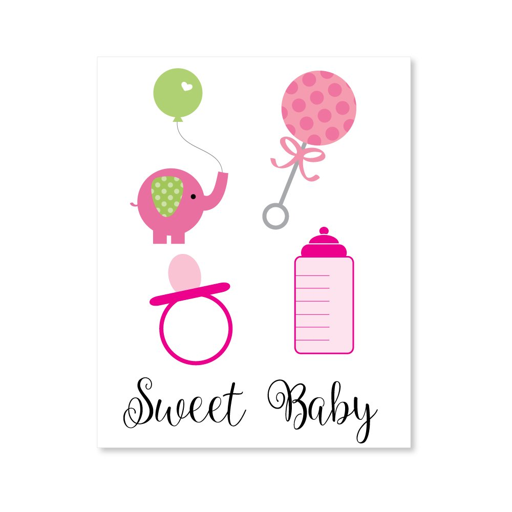 The ultimate list of. Baby clipart baby shower girl