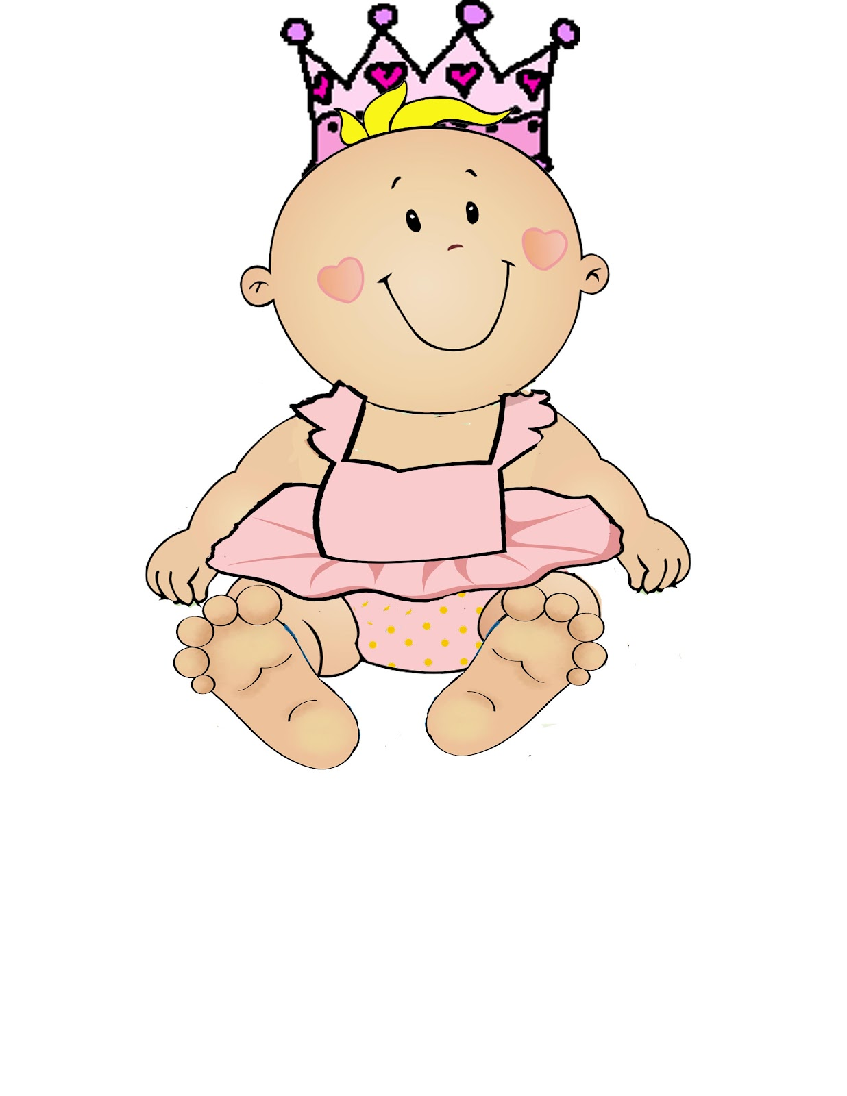 Baby clipart baby shower girl clip library Ballerina Baby Shower Clipart - Clipart Kid clip library