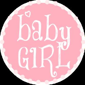 Baby clipart baby shower girl vector Free Baby Shower Clip Art vector