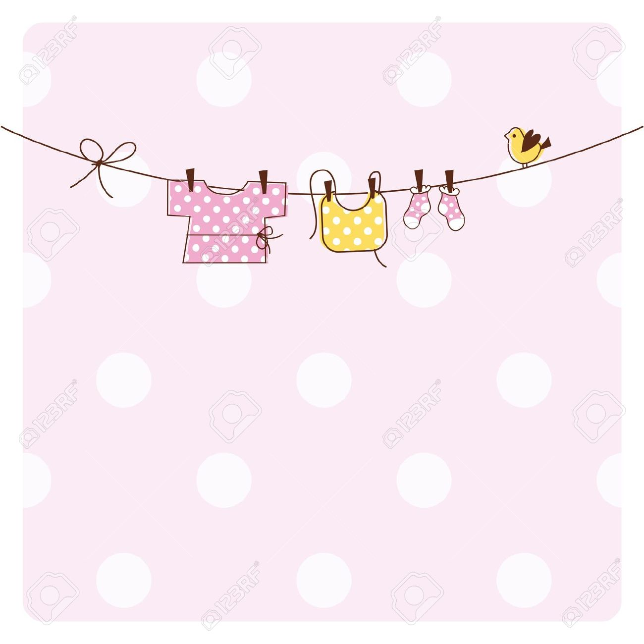 Baby clipart baby shower girl picture royalty free stock Baby shower invitation clip art - ClipartFest picture royalty free stock