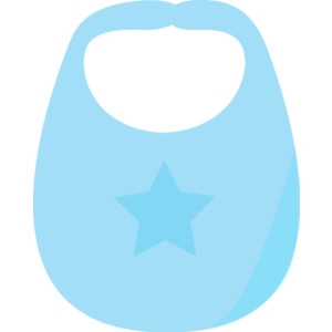 Baby clipart bib template picture transparent stock Baby Bib Clipart Group with 64+ items picture transparent stock