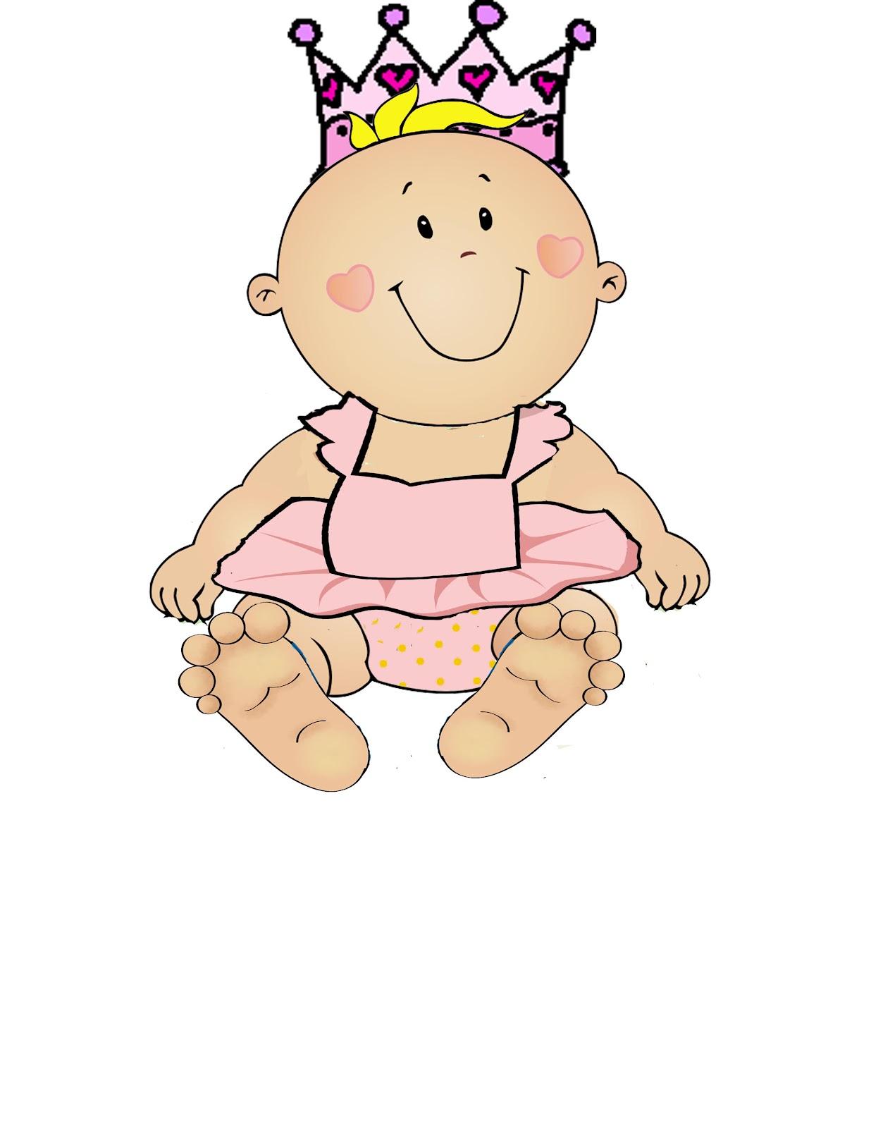 Baby girl clip art free printable - ClipartFest jpg transparent stock