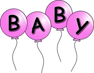 Baby girl clipart free printable - ClipartFest vector royalty free