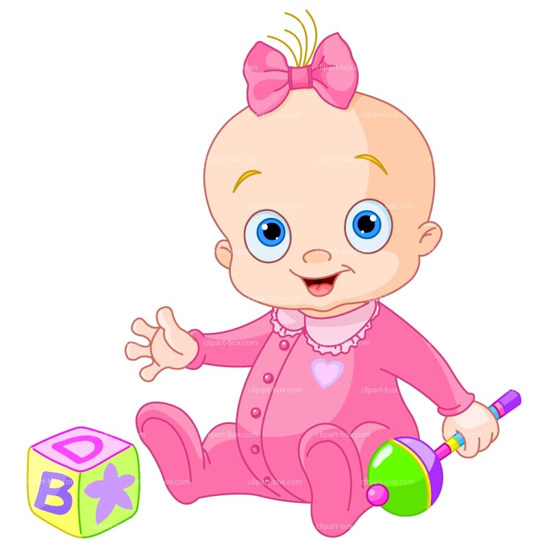 Baby clipart girl free clip free download Twin baby girl clipart free - ClipartFest clip free download