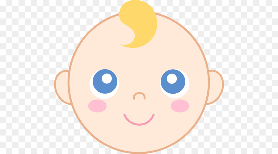 Baby clipart smiley png clip art free stock Smiley Face Background png download - 550*500 - Free Transparent ... clip art free stock