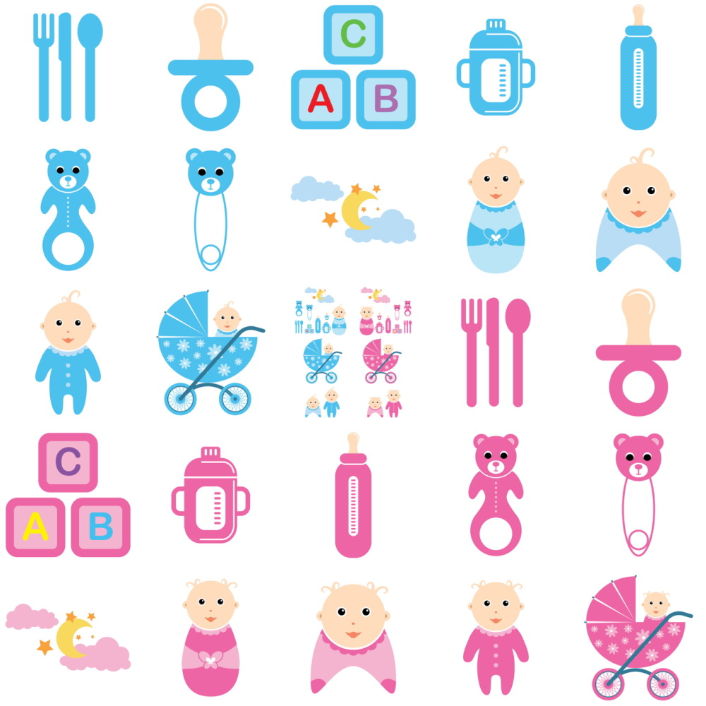 Baby clipart vector image royalty free library Free Free Vector Baby, Download Free Clip Art, Free Clip Art on ... image royalty free library