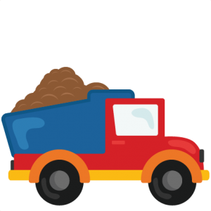 Baby construction trucks clipart banner free library FREE} Dump truck cut file-- today only, April 21 | CRICUT ... I know ... banner free library